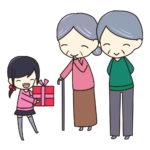 敬老の日のプレゼントを幼稚園の子が贈る!定番や手作りで簡単なのは?