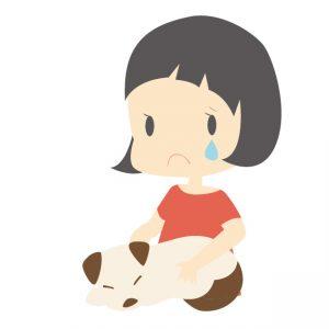 ペットの喪中