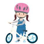 子供の自転車の練習はいつから始める?場所やコツは?