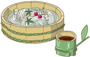 七夕の食べ物