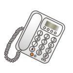 電話の受話器が外れたままだと料金はかかる?電話代や切り方はどうする?