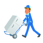 冷蔵庫の買い替えは当日配送できる?リサイクル料金や時間はどのくらいかかる?