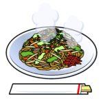 焼きそばの具材の定番や肉の種類は何を入れる?味付けは何がある?