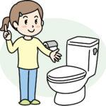 トイレにスリッパは必要か不要か?マットや便座カバーはどうする?